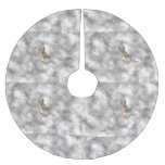 Angel in the Clouds Brushed Polyester Tree Skirt