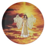 Angel in the Sky Plate