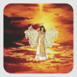 Angels in the Sky Stickers