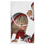 Christmas Elves Small Gift Bag