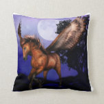 Enchanted Pegasus Pillow