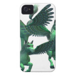 Flying Pegasus iPhone 4 Case