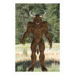 Greek Minotaur Stationery