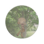 Piping Satyr Drink Coaster