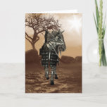 War Horse Greeting Card