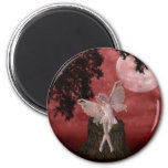 Whimsical Fairy Magnet