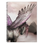 Winged Pegasus Notebook