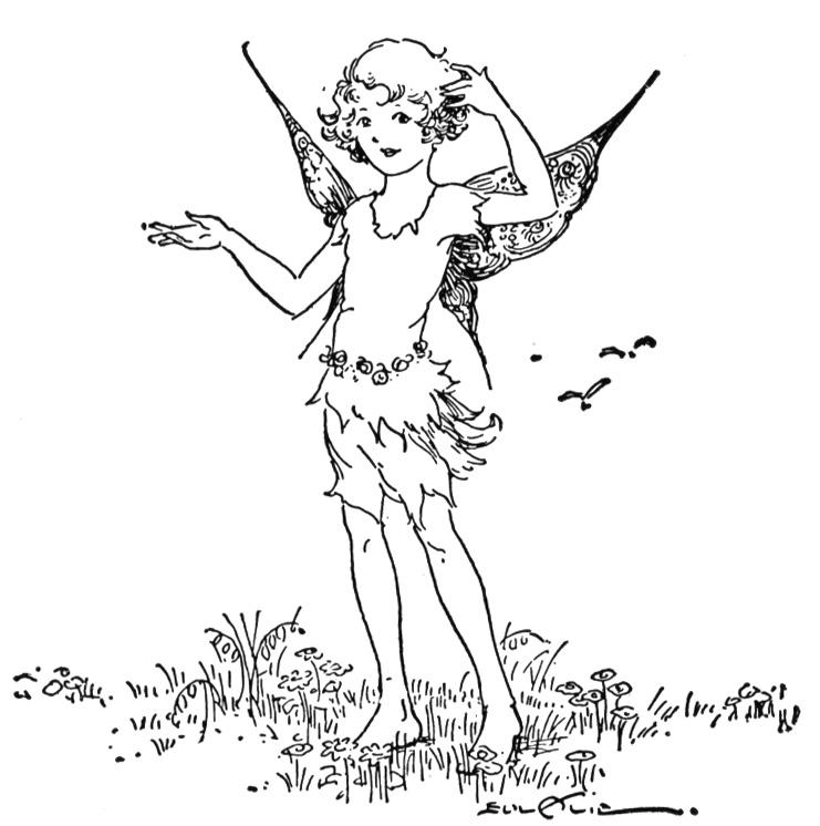 magical creature coloring pages - photo#18