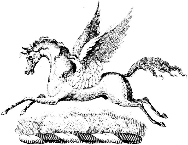 free adult pegasus coloring pages